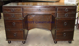 Imperial Monterey Desk