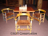 Awesome Mason Monterey Furniture At The Oregon Caves NM