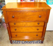 EMPIRE CHEST DRAWERS