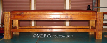 MPF CONSERVATION CCC Bench