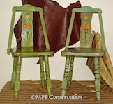 CONSERVATION VERSUS RESTORATION OF MASON MONTEREY FURNITURE