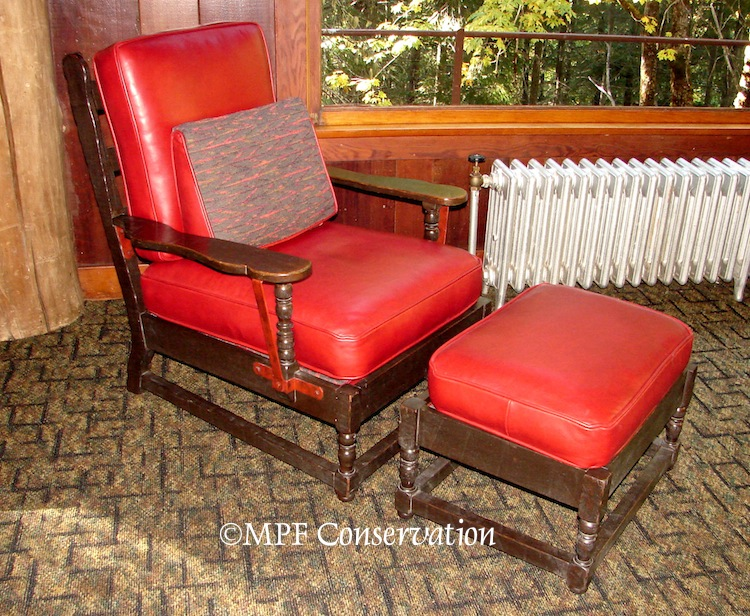 Mason Monterey Upholstered Furniture Antique Restoration Portland Oregon