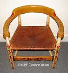 Mason Monterey Horse-shoe Back Chair