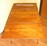 Arne Jacobsen Teak Drop Leaf Table Ca. 1955
