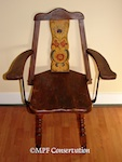 Monterey Aframe Arm Chair