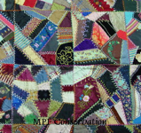 MPF CONSERVATION FAMILY CRAZY QUILT
