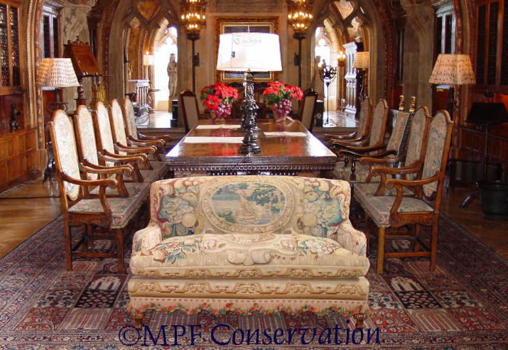 Mpf Conservation Hearst Castle