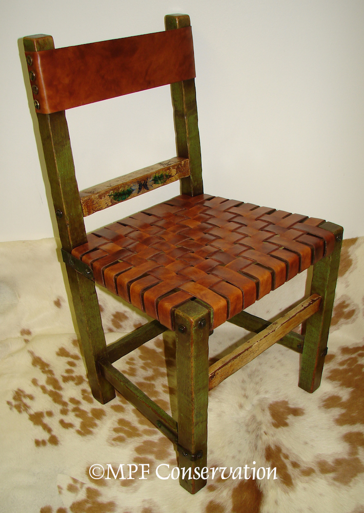 Mason Woven Seat Monterey Chair MASON MONTEREY CHAIR